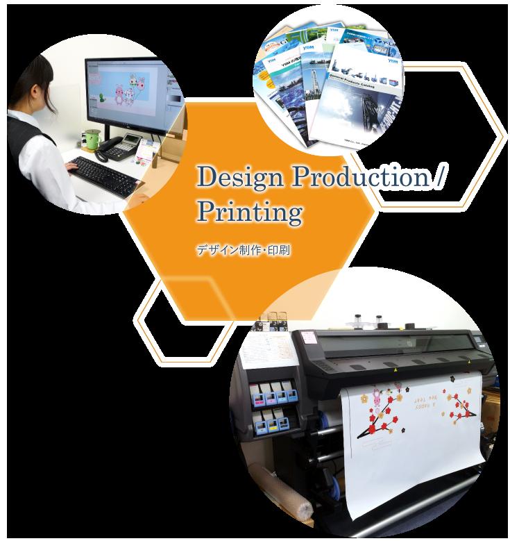 デザイン制作・印刷