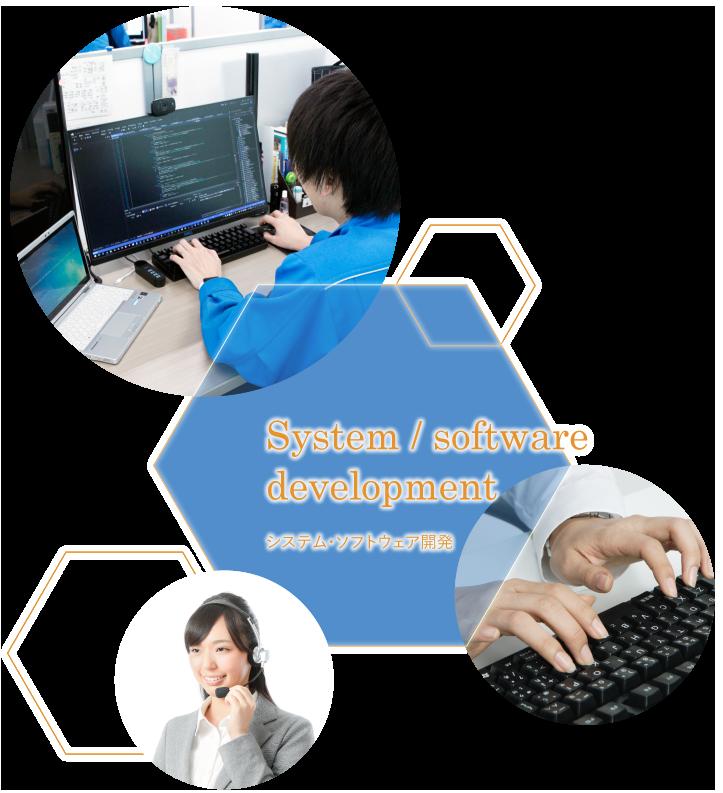 システム・ソフトウェア開発